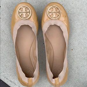 Tory Burch Minnie Travel Ballet Flat
